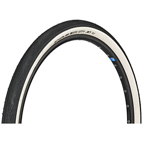 "SCHWALBE City Jet Active KevlarGuard 26"" Draht schwarz/classic-skin"